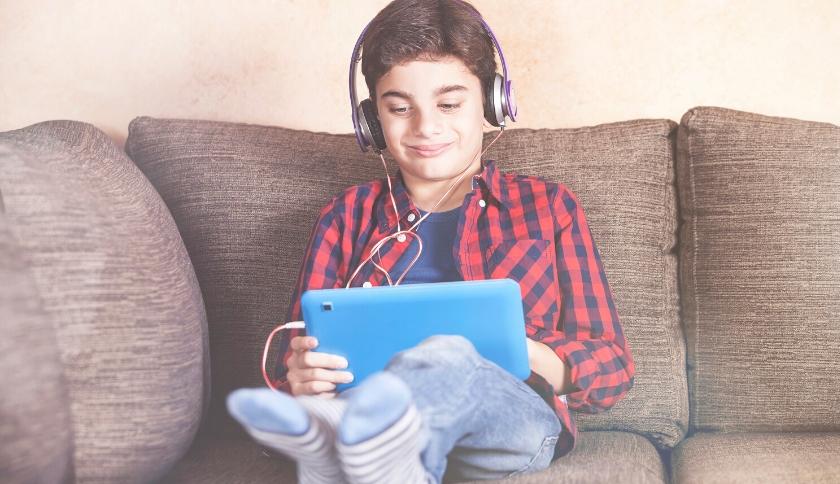 benefícios da tecnologia para crianças